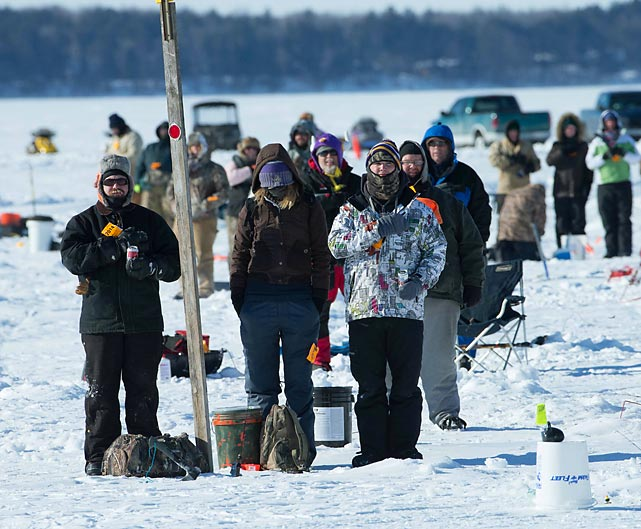 The annual Brainerd Jaycees $150,000 Ice Fishing Extravaganza has raised more than $3 million for charity since it debuted in 1991.