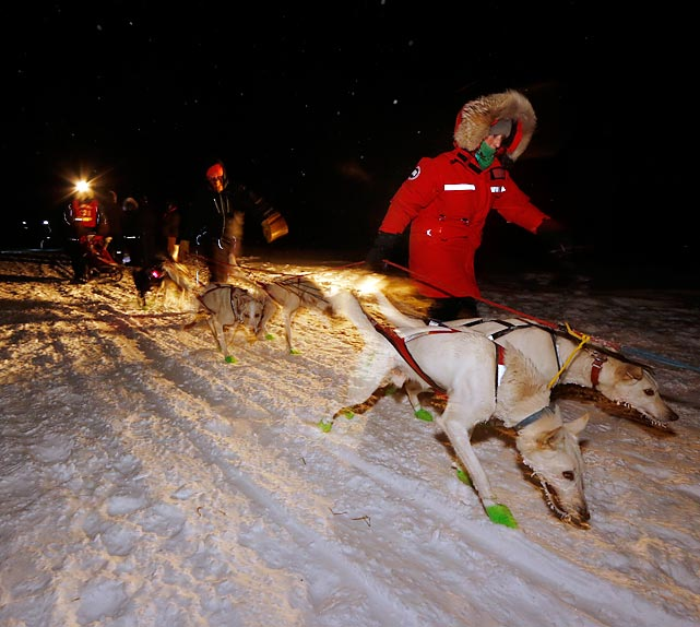 Last fall, it appeared that the John Beargrease Sled Dog Marathon would be canceled this year. But a new group took over race management, and the 2014 race was saved.