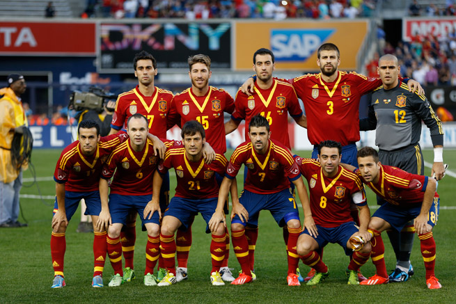 Defending World Cup champion Spain will prepare for this summer's tournament by playing friendlies in the USA.