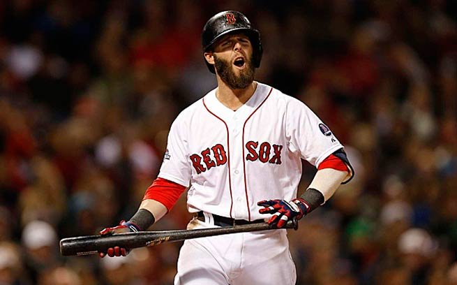 Second baseman Dustin Pedroia should provide solid, across-the-board numbers again in 2014.