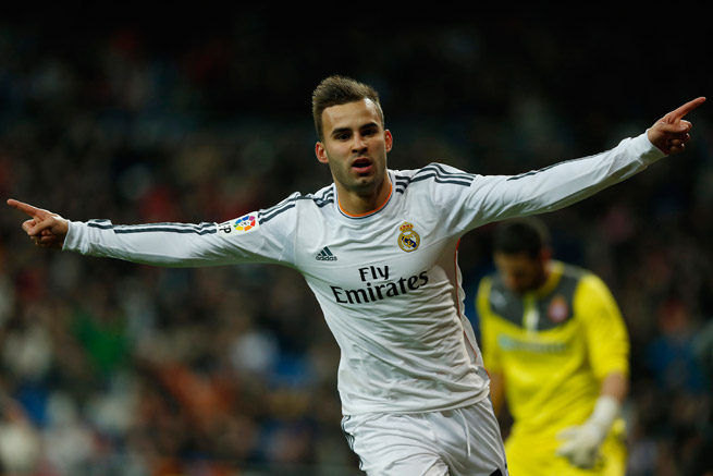 Jese Rodriguez, just 20, has made an impact for Real Madrid and has become a go-to option off the bench for Carlo Ancelotti.