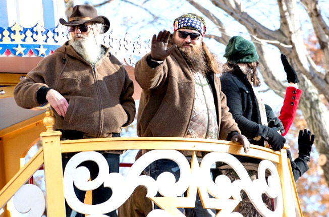 The Duck Dynasty phenomenon is on its way to Texas Speedway.