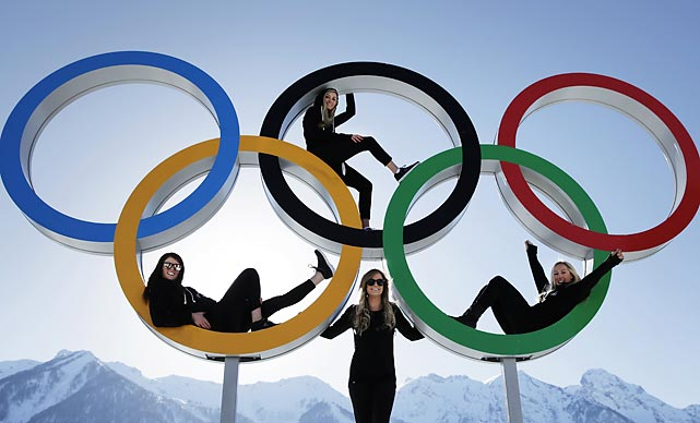 "You may have heard that there's a big sports shindig goin' on over in Sochi, Russia. You may also have heard about the, shall we say, ""glitches"" in accommodations for media, visitors and athletes alike. According to one report that wandered into our offices, New Zealand's Shelly Gotlieb, Stefi Luxton, Christy Prior and Rebecca Torr were forced to seek this alternate lodging when their billet in the Athletes Village was found to be bedbugged."