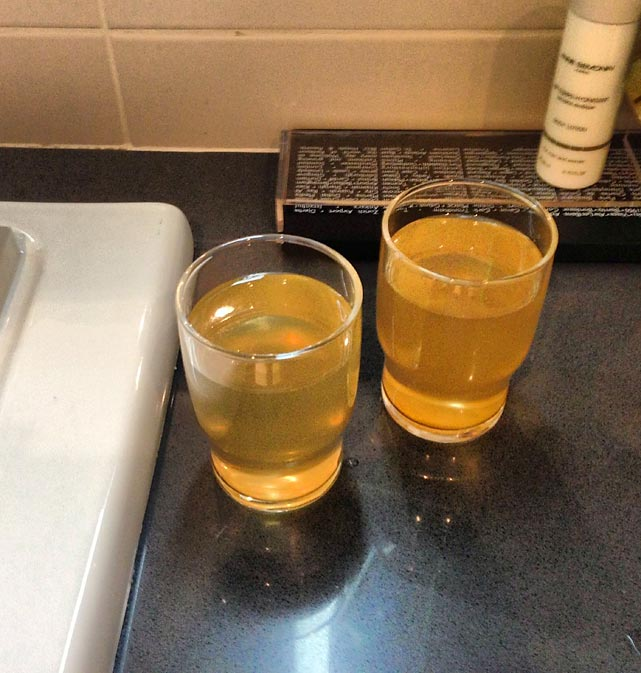"Yes, the Winter Olympics in Sochi have taken on a golden glow that infuses even the ""drinking water"" in local hotel rooms..."