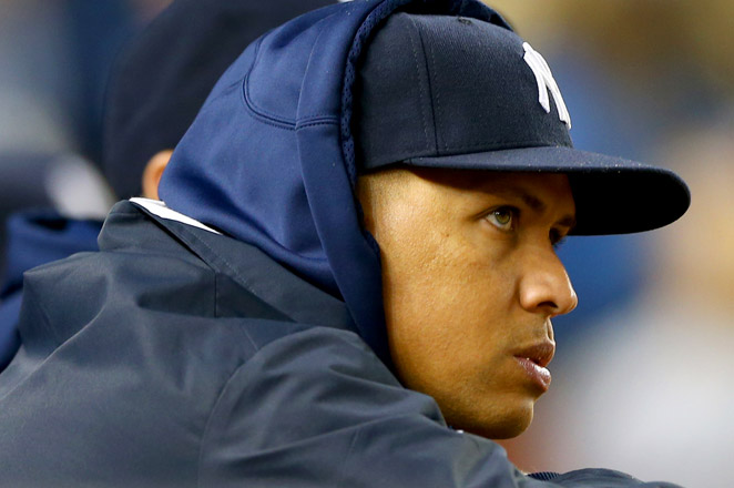 Earlier on Friday, Alex Rodriguez's legal team dismissed his lawsuit against Major League Baseball and the MLBPA.