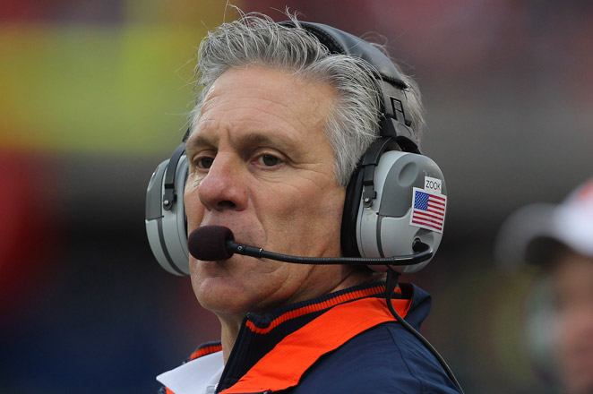 Ron Zook, who worked with Packers coach Mike McCarthy when they were both in New Orleans, will help with special teams.
