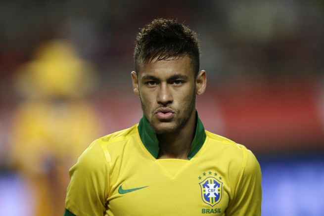 Neymar will lead Brazil in its final friendly before the World Cup squad is announced.