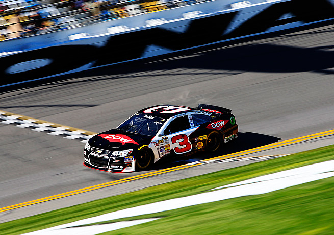 Austin Dillon will have the prime starting position driving the No. 3 car at the Daytona 500.
