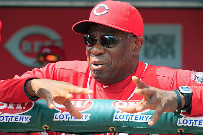 This is just the second season since 1993 that Dusty Baker is not managing a major league team.