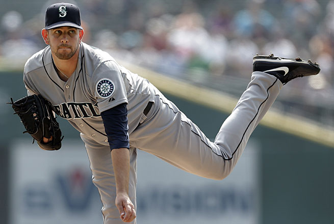 A stockpile of young talent like pitcher James Paxton is just one reason to think Seattle could make a turnaround this year.