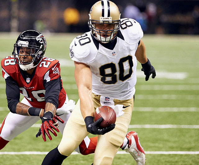 The Saints' tight end was named first-team All-Pro in 2013 and should receive a big payday this offseason. Graham has become an integral aspect of the New Orleans' receiving arsenal, and the Saints will prioritize signing Graham, either with a long-term deal or the franchise tag, this offseason.