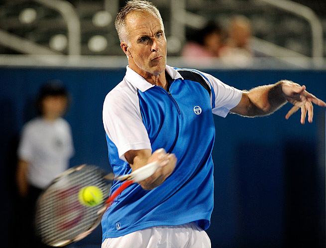 Todd Martin, a former top-five player, won eight singles titles and four doubles titles in his career.