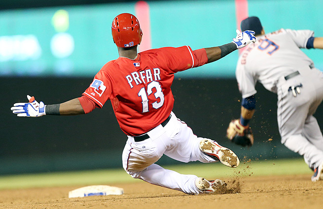 Jurickson Profar is the ideal post-hype candidate coming off his disappointing rookie season.