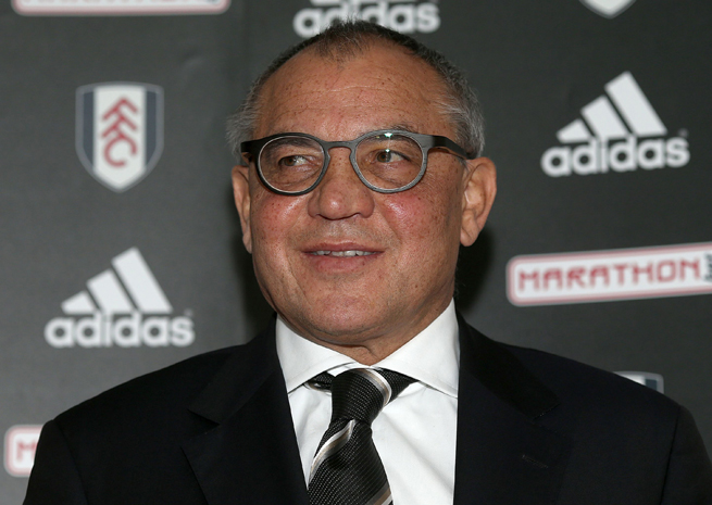 Felix Magath has been charged with guiding Fulham to safety from the relegation zone.