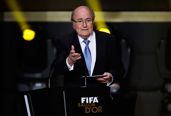FIFA president Sepp Blatter believes video should be used to punish divers, fakers and time wasters retrospectively.