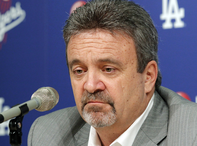 Ned Colletti and the Dodgers announced the signing of Erisbel Arruebarrena on Saturday.