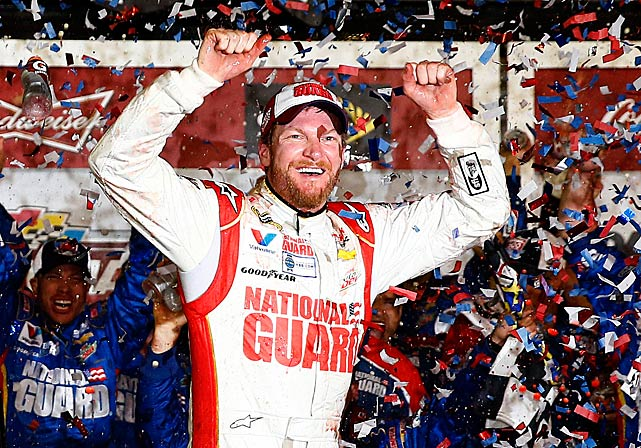 Dale Earnhardt Jr. had finished second in three of the previous four Daytona 500s.