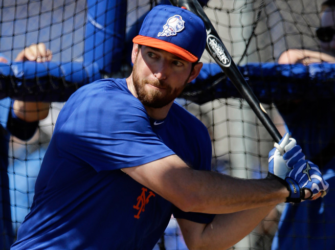 Ike Davis hit a career-worst .205 with nine homers and 33 RBI for the Mets last season.