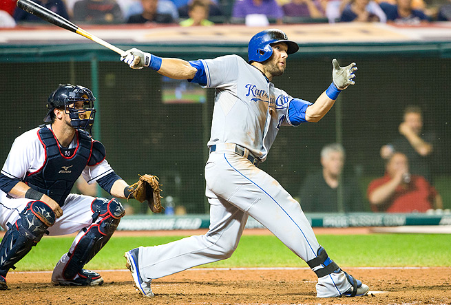 Alex Gordon has the potential to break out this season, now that he's out of the lead off position.