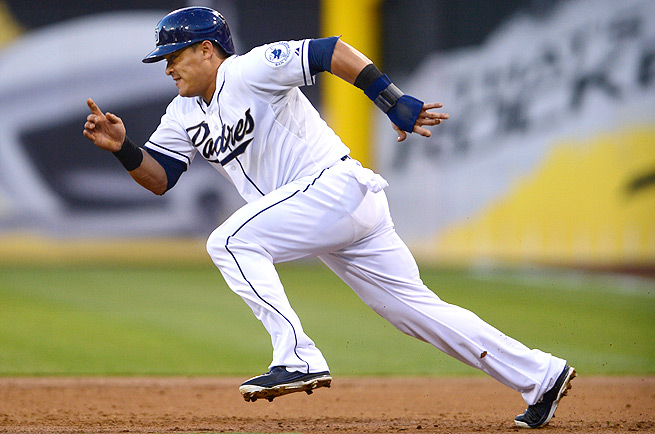 There may be too many red flags for fantasy owners to buy into Everth Cabrera this season.