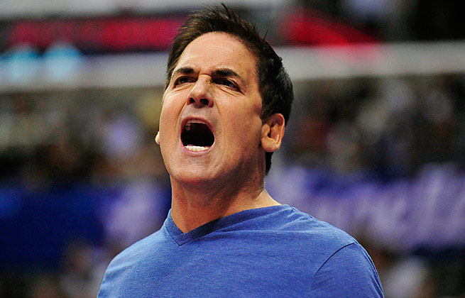 Mark Cuban was long a critic of NBA officiating under previous commissioner David Stern.