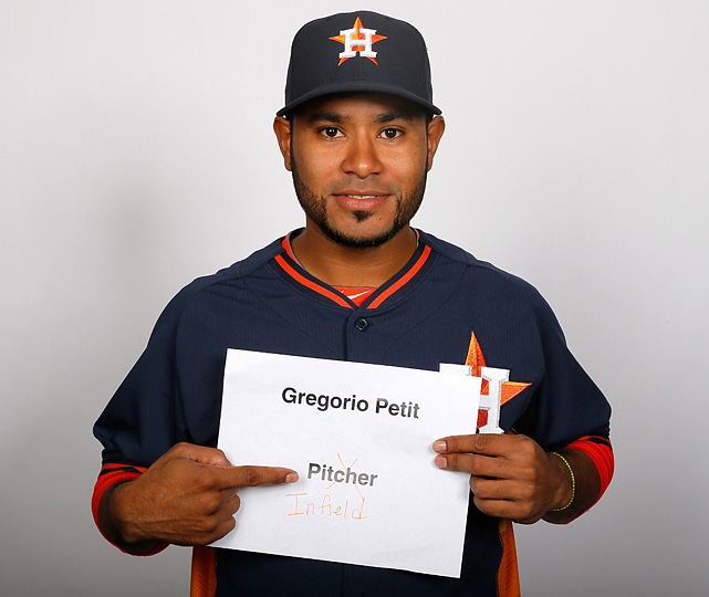 Funny MLB Photo Day Portraits