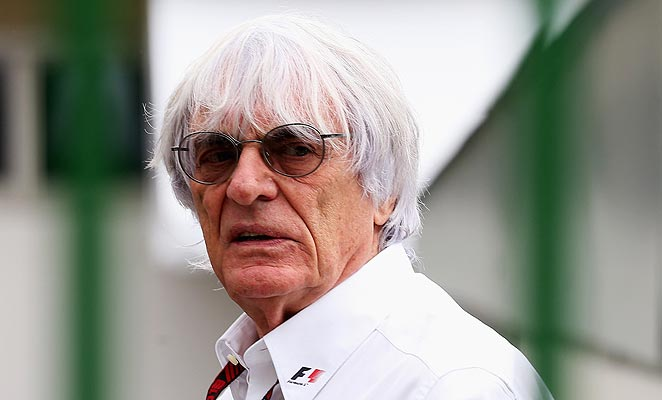 Bernie Ecclestone maintains that there is no conflict in having an F1 event the same weekend as a NASCAR race.