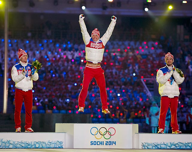 Though concerns mounted prior to the 2014 Sochi Games about Russia's preparation as Olympic host, the home country pulled off the feat and also impressed in competition. Russia topped the final medal table with 33 total medals, including 13 golds and 11 silvers, higher than any other country. The United States finished second in the total medal count, racking up 28 even though Team USA fell short of expectations in several sports, including speedskating and men's hockey.
