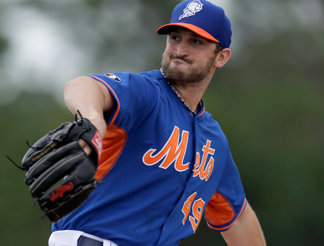 Jon Niese was scratched from his first spring start due to shoulder pain, but his MRI came up clean.