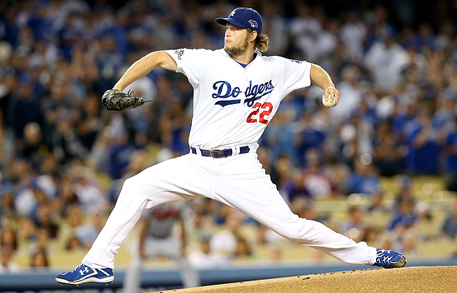 After winning his second Cy Young award in '13, Clayton Kershaw is the undisputed top fantasy pitcher.