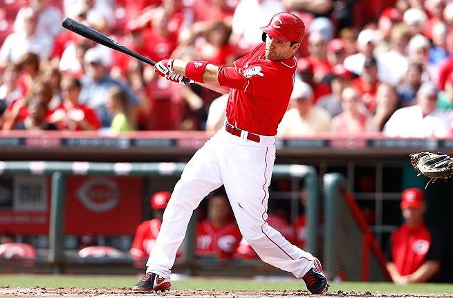 Joey Votto is one of the most powerful, consistent hitters in baseball, and that shouldn't change in '14.