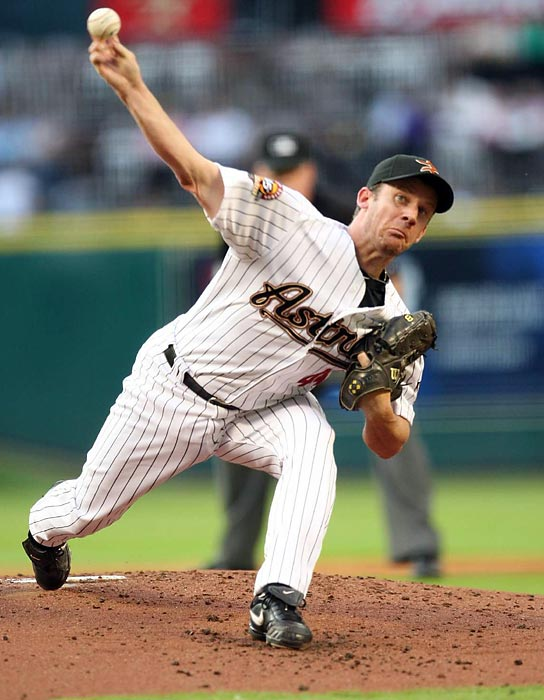The former Astros ace decided to leave the mound for good this offseason after three career All-Star appearances and five finishes in the top-five of Cy Young voting. Oswalt spent the majority of his career with Houston before joining the Phillies in 2010. After a brief stint in Philadelphia, he played a year for each the Rangers and Rockies. While Oswalt won't be remembered as the greatest pitcher of his generation, he was one of the game's most consistent starting arms throughout his career.