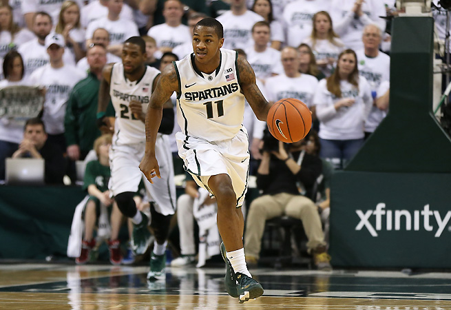 Even with the return of starters such as Keith Appling, the Spartans are struggling to find their identity -- and wins.