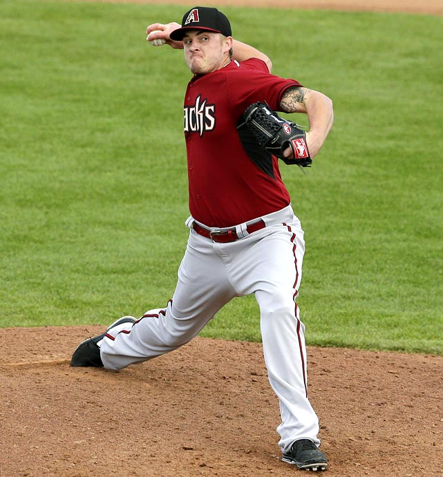 <bold>Old Team: Chicago White Sox </bold>(2011-13) <bold>New Team: Arizona Diamondbacks</bold>