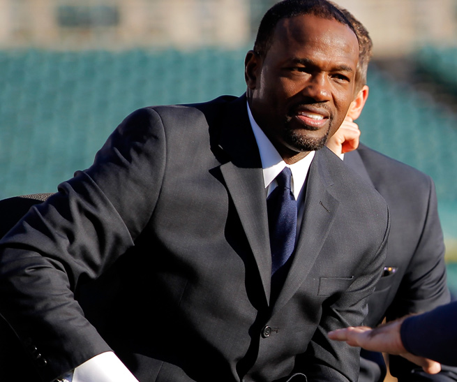 Harold Reynolds will join play-by-play announcer Joe Buck and Tom Verducci in Fox's MLB booth.
