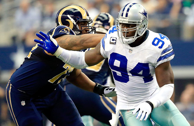 A decision on DeMarcus Ware is just one of the issues facing Dallas this offseason.