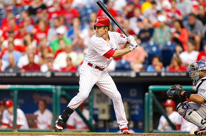 Can Chase Utley remain healthy enough in 2014 to put up another full season of strong numbers?