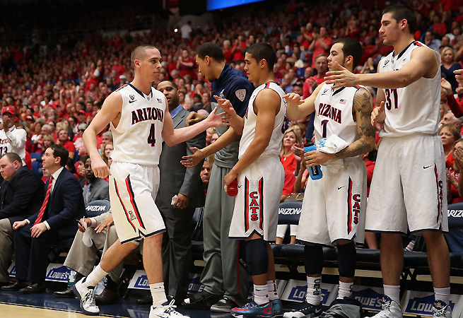 Do-it-all point guard T.J. McConnell has transitioned seamlessly from Duquesne to Arizona.