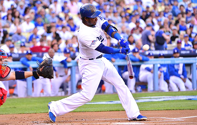 Hanley Ramirez played in only 86 games last season, but he still racked up 20 home runs, 57 RBI and 10 stolen bases.