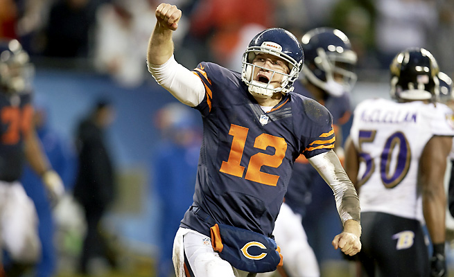 For the first time in his 11-year career, 34-year-old Josh McCown finds himself in high demand.