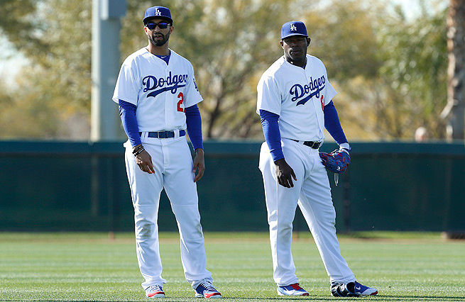 The dynamic duo of Matt Kemp and Yasiel Puig could lift the Dodgers' offense to unprecedented levels.