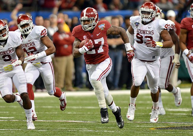 While the SEC routinely lands such top football talent as Derrick Henry (27), it lags in hoops recruiting.