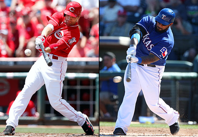 Given the choice of Joey Votto or Prince Fielder, what's a fantasy owner to do?