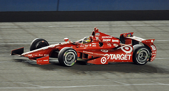Scott Dixon is intrigued by the idea of doing the Indy 500 and Coca-Cola 600 same day double.