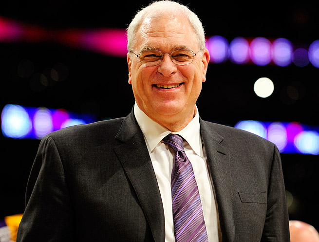 Phil Jackson has won 11 championships as a coach but he's yet to work in an NBA front office.