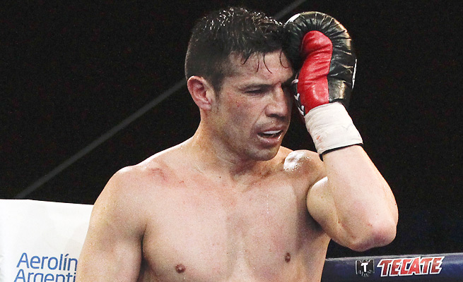 Despite his recent wins, Sergio Martinez knows he's just one loss away from his career possibly ending.