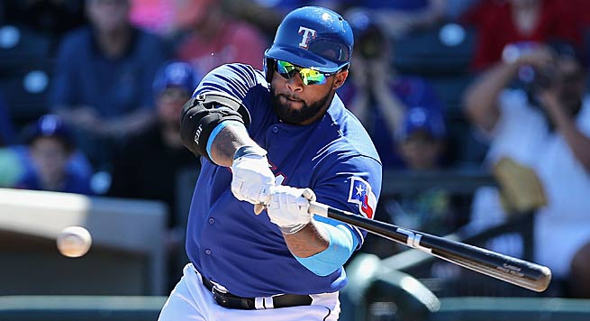 The Rangers are expecting big things out of newcomer Prince Fielder, despite his mediocre 2013.