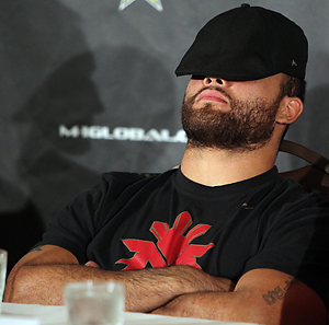 Before Zuffa's purchase of Strikeforce roused his career, Robbie Lawler couldn't even stay awake for his own fight press conferences.