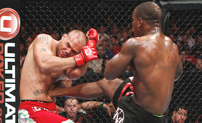 It was hard to imagine Robbie Lawler ever fighting for a title after his July 2012 loss to Lorenz Larkin.