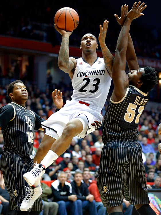 Sean Kilpatrick is a four-year starter and second all-time in points behind Oscar Robertson at Cincinnati. With the Bearcats, if your name is mentioned alongside Robertson, you've won.